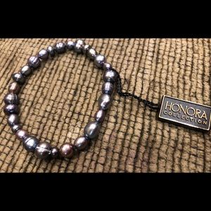 """Jewelry - Pearl Type Bracelet by: """"Honora Collection"""""""